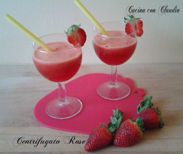 Centrifugato Rosè
