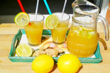Limonata homemade