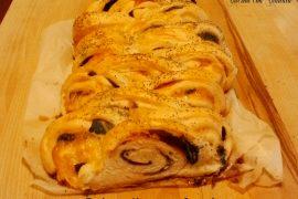 Spiga di pane farcita