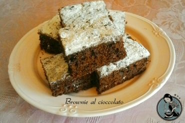 Brownie al cioccolato