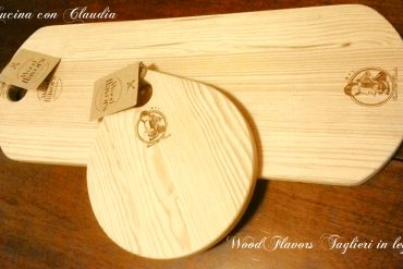 WoodFlavors Taglieri in legno