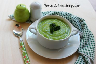 Zuppa di broccoli e patate