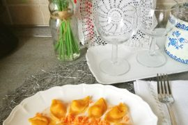 Ingannapreti con carote nell impasto