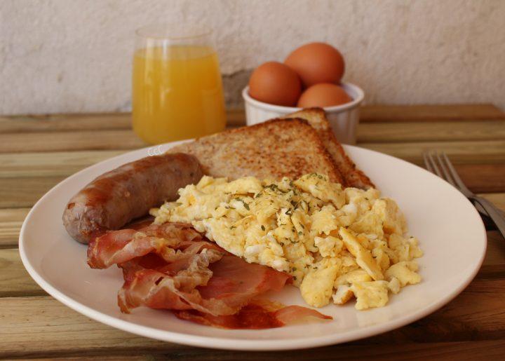 La colazione internazionale