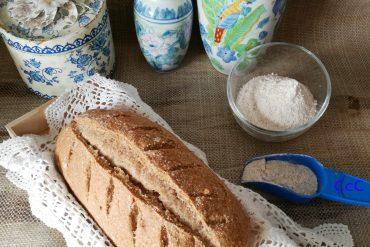 Pane integrale ricetta facile