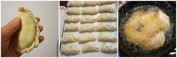 Empanadas Argentina di pollo