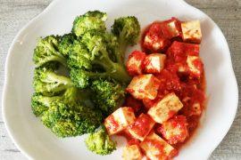 Tofu alla pizzaiola